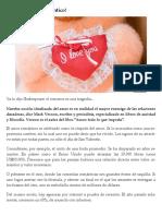 ¡Abajo el amor romántico! - BBC Mundo - Noticias