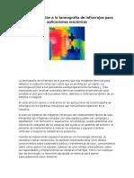 Una Introducción a La Termografía de Infrarrojos Para Aplicaciones Mecánicas