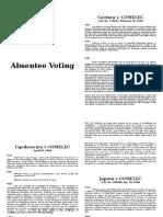 Election Digest