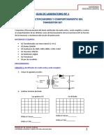 Lab 1 Diodos Rectificadores y Comportamiento Del Transistor Bjt 35525