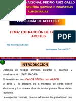 Unidad III b Procesos Fundamentales en La Tecn Aceites y Grasas