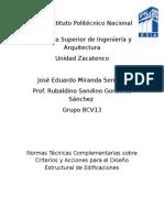 NTC Criterios y Acciones