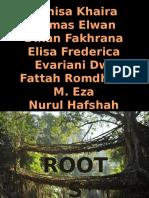 Presentasi Bagian-Bagian Akar Biologi SMA
