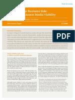 Indicators to Assess Media Viability