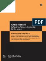 Fundido Encadenado, Reflexiones, Ficciones, Documental, Bandas Sonoras -Satarain