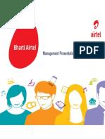 Airtel Investor Relations 3QFY16