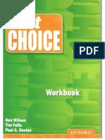 First Choice Work Book