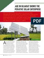 Dhundi Solar Cooperative