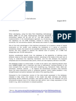 DPM - Database Description