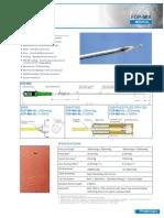 Isweek FOP-MIV Pressure Sensor Fiber Optic Pressure Sensor