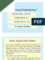 lec 2 Type of Soils