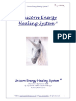 Unicorn Energy Healing System English