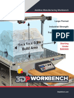 3DP Workbench Datasheet 11 2016
