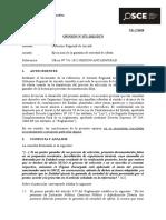 071-12 - PRE - GOB REG ANCASH - Ejecuci%F3n de la garant%EDa de seriedad de oferta.doc