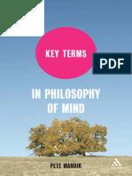 MANDIK, Pete. Key_Terms_Philosophy_Mind_Continuum.pdf