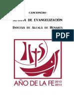 Cancionero Semana de Evangelización (Acordes)