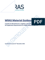WRAS Materials Guidance v4.4 Issued 21st November 2016