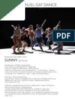 SUNNY English PDF