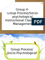Group 4- Group Process