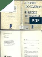 A Estória do Severino e a História da Severina. CIAMPA, Antônio da Costa. Ed. Brasiliense,2000. 123p..pdf