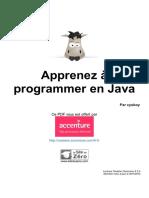 120660560 Apprenez a Programmer en Java