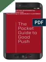 Urban Airship Pocket Guide to Good Push EZQBP