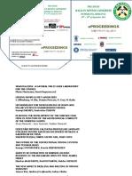 Balkan Mine 2015 Proceedings