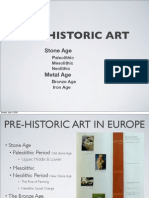 Art history (Pre-historic art images)