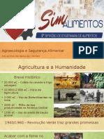 Agroecologia e Segurança Alimentar