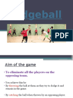 Dodgeball Powerpoint