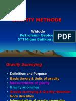 Pertemuan Ke-3_Metode Gravity