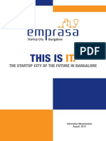 Emprasa Startup City