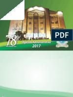 Agenda Administrativa da ADPAR 2017