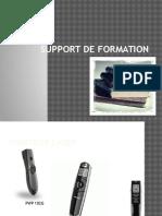 Support de Formation Pointeur Laser