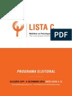 MOP Programa