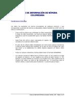 Cargue Nomina Localizada Colombia