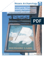 The Wiltshire Lamb, Gosport, Hampshire
