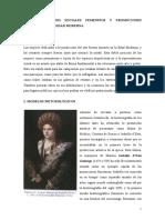 ESPACIOS SOCIALES FEMENINOS Y PROMOCIONES ARTÍSTICAS EN LA EDAD MODERNA