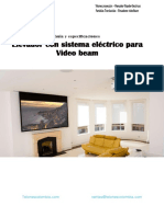 Guia de Soporte Electrico Para Video Beam