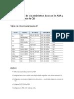 Laboratorio Español 9.3.1.1