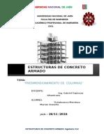 Informe de Columnas