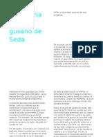 La Historia Real Del Gusano de Seda