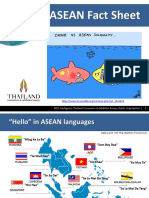 Asean Fact Sheet
