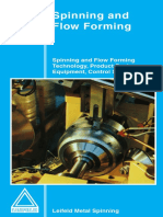 Spinning and Flow Forming - Leifeld Metal Spinning