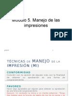 Mod05 Manejo de Las Impresiones