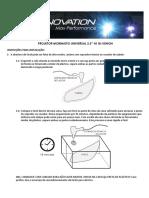Manual de Instalação Projetor Bixenon