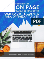 Aplicaciones SEO on Page Final