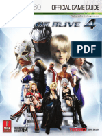 Dead or Alive 4 (Official Prima Guide)