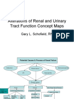 renal and urinary concept maps