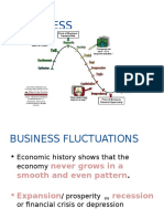 Business Fluctuations &